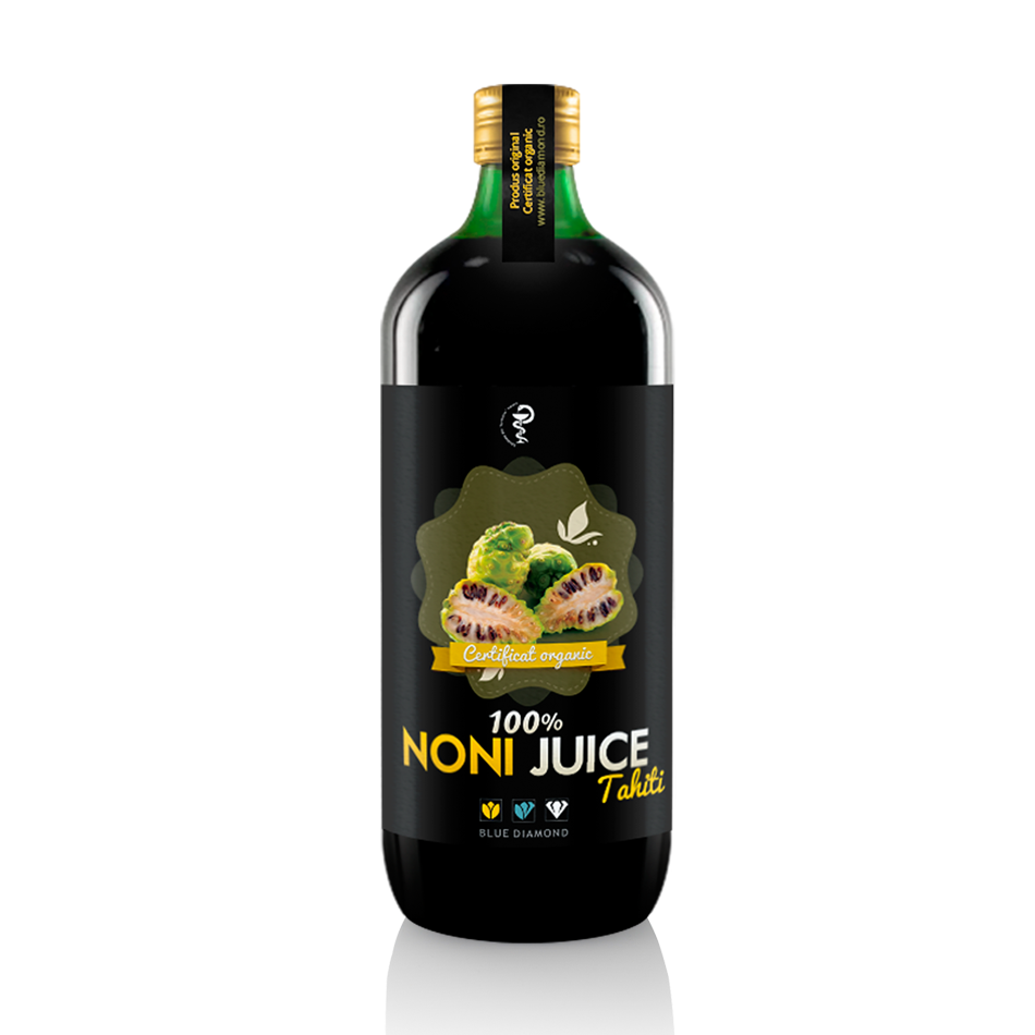 noni juice how to make