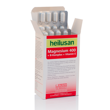 Magnézium 400 +B-komplex + E vitamin
