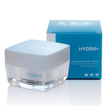 INTENSE HYDRA+ – hidratáló krém Gyémánt porral és Ammodytes Viperaméreggel