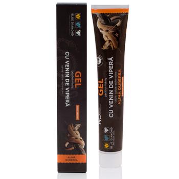 100 ml - Gel- cu efect imediat - BIO tip unguent cu Venin de Vipera