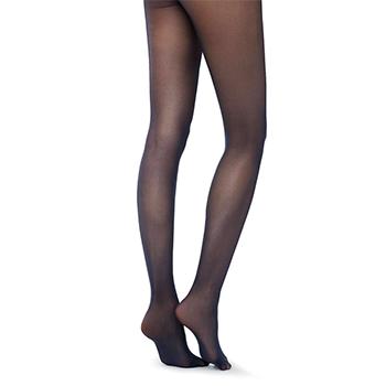 Dres Lycra Elegance - 40 den culoare negru marime III