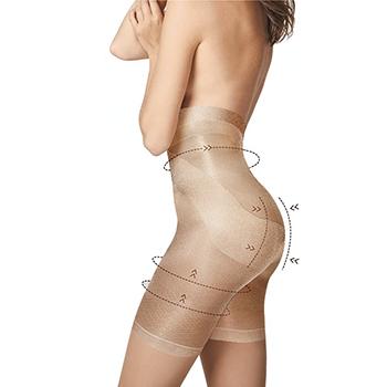 Burtiera Lycra Silhouete Body - marime XL