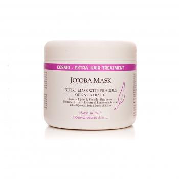 Cremă tratament pentru păr cu ulei de jojoba