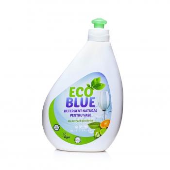 Ecoblue detergent lichid natural pentru vase