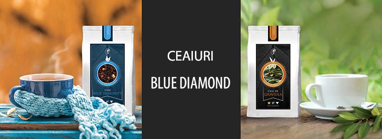 Ceaiuri BlueDiamond