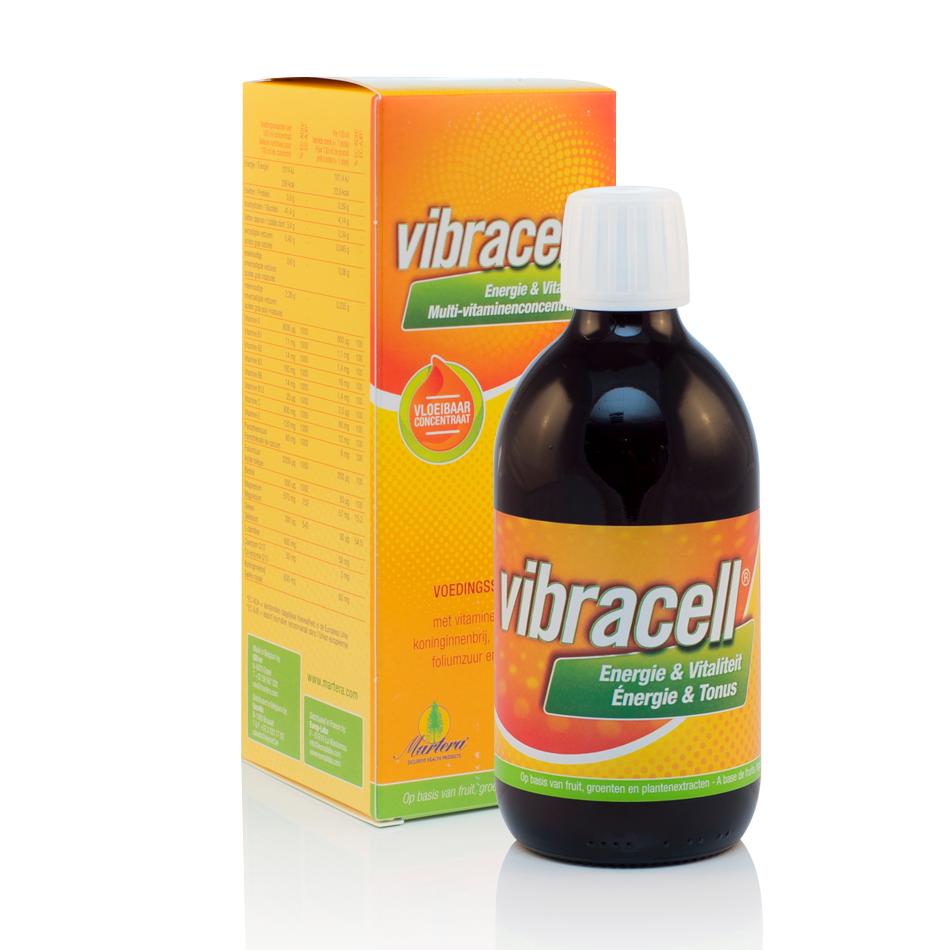 Vibracell  - supliment multivitamine natural