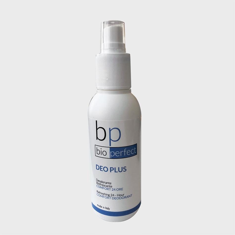 BIO DEO Plus - Deodorant hipoalergenic cu protectie 24h