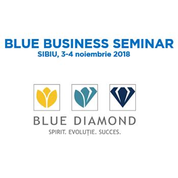 Training Blue Business Seminar Sibiu