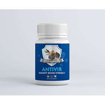 ANTIVIR – supliment alimentar ativiral cu actiune rapida