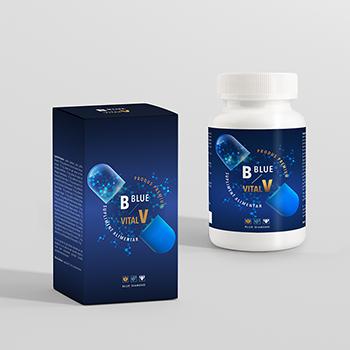 Blue Vital Premium